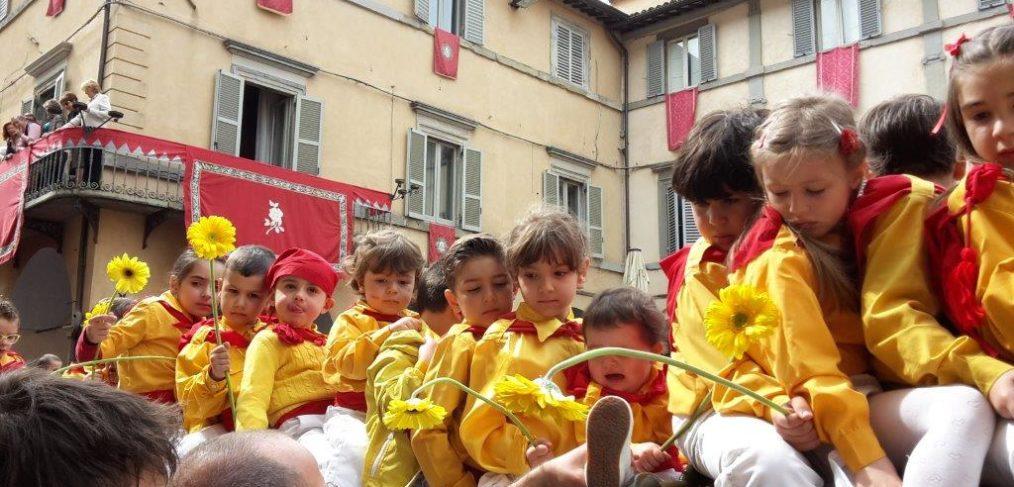 discesa dei ceri a Gubbio